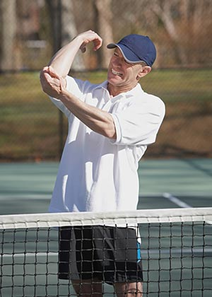 tennis elbow and golfers elbow pain treated with ACupuncture